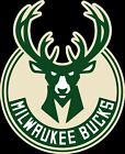 Milwaukee Bucks Vinyl Decal / Sticker 5 Sizes!! on eBay