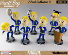 "New in Box Official 5"" Fallout 4 Vault Boy Figure Tech 111 Bobbleheads Series #2"