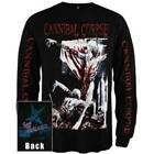 Cannibal Corpse Tomb of the Mutilated Long Sleeve Shirt SM, MD, LG, XL New