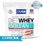USN Diet Whey Isolean (1kg) - FREE FAST DELIVERY