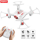 2.4G 4CH 6-Axis Gyro RC Quadcopter Mini Drone Syma X20 Nano Drones  Headless UAV