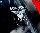 Bon Jovi - Car Window Sticker - Band Decal Laptop Music Vinyl Sign Art - v01
