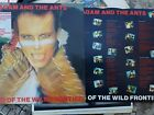 ☆ NM - 1980 first release Adam And The Ants  Kings Of The Wild Frontier inserts