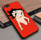Betty Boop red Fit For Apple iPhone 8 8 plus Cover Case $9.99 USD