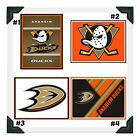 ANAHEIM DUCKS NHL Edible Image Cake Topper Photo Icing Frosting Sheet $10.5 USD on eBay