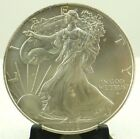 1996 $1.00 Silver Eagle Uncirculated 1oz Coin Toning