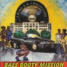 J BOND DJ GOLDFINGER - Bass Booty - CD - **BRAND NEW/STILL SEALED** $44.75 USD