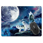 X-Large Rectangle Mouse Pad Non-Slip Animal Design for Home Office Gaming Desk