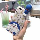 3D Cute Cartoon Animals TPU Silicone Phone Case Cover For iPhone 6s 7 8 Plus