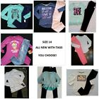 NWT $428 16-Pc Lot Buy All or Some - MUDD Total Girl SO Sweaters Jeans Outfit 14