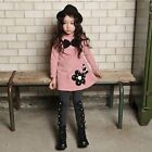 New Winter Baby Dress Warm Cotton Style Comfortable NO Tights GIRL DRESSES Cb-8b