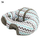 Hugaboo Baby Plush Snow Leopard Sitting Chair Toy Learning Chair Free Shipping