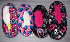 GIRLS DISNEY FUZZY BABBA SLIPPER SOCKS MULTIPLE PATTERNS AND SIZES NEW WITH TAGS