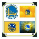 Golden State Warriors NBA Edible Image Cake Topper Photo Icing Frosting Sheet