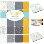 MODA Fragile Zen Chic100 % cotton, charm pack jelly roll layer cake for sewing