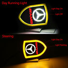 2x Car DRL LED Turn Signal Day Running Light Tube Sequential Switchback for BENZ