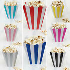 Popcorn Stripe Boxes - Lots of colours available!