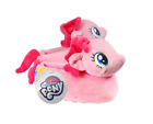 Girl's Pink Pinkie Pie My Little Pony Plush 3D Slippers (HP)