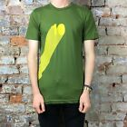 ES Extrude - Olive Casual T-Shirt New - Size: small