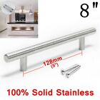 "Solid Stainless Steel Kitchen Cabinet Drawer Door Handles T Pull bar hardware <br/> 2""-18"" New 100% Solid!High Quality!Fast Free Shipping!"