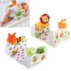 BABY AND INFANT SLEEP PILLOW SUPPORT WEDGE,ADJUSTABLE POSITIONER ,FUN PATTERN