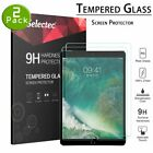 2 Tempered Glass Screen Protector For Apple iPad 2 3 4 Pro 9.7 Mini Air New 2017