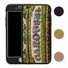 Vintage Fairground 360° Case & Tempered Glass Cover For iPhone - S4766