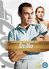 Dr NO James Bond  DVD NEW & SEALED  2 DISC a2 £3.99 GBP