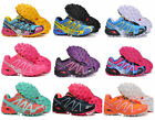 Women's Salomon Speedcross 3 Athletic Running Outdoor Hiking Shoes Sneakers