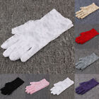 Fashion Lace Sexy Women Lady Party Weding Wrist Hand Gloves Evening Mittens