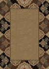 Arrowrock Blue Western Cabin Rug Various Sizes and Shapes with FREE Shipping