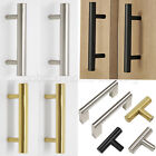 Stainless Steel Kitchen Cabinet Handls Door Knobs Cupboard Bathroom Drawer Pulls