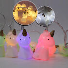 Unicorn Fairy String Lights 10 LED Indoor Home Decor for Party Bar Xmas Wedding