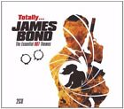 TOTALLY JAMES BOND ESSENTIAL 007 THEMES - V/A - 2 CD - IMPORT SOUNDTRACK MINT $12.95 USD