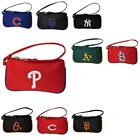 MLB Baseball Wristlet Wallet Clutch Purse