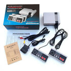 Mini 620 Games Retro handheld Game Player Family TV Video Game Console+2 Control