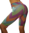 Women Workout Shorts Brazilian Bermuda Running Yoga Bike Cycling Dance Leggings
