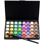 120 Colors Cosmetic Powder Eyeshadow Palette Makeup Set Matt Shimmer Available