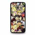all naruto covers - NARUTO ALL CHARACTERS Samsung Galaxy S3 S4 S5 S6 S7 Edge S8 Plus Case Cover