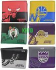 NBA Team Synthetic Leather Logo printed Bi-Fold Wallet