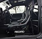 Recaro  200mm Sticker pair VXR RS ST Ford VW All Colours