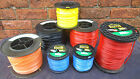 Strimmer Wire, Heavy Duty, Various Length Thicknesses, SQUARE ROUND