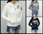 New Abercrombie A&F by Hollister Women Hoodie Fleece SweatShirt Outlet exclusive
