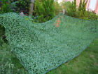 Green Net Camouflage Hunting Netting Car Cover Tent Decoration Outdoors Garden