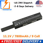 9 Cell Battery for DELL Laptop Studio 17 1735 1736 1737 KM973 RM791 MT335 MT342