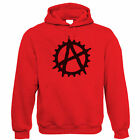 Anarchy Cog, BMX or Mountain Bike, Unisex Hoodie