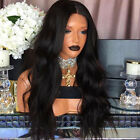 Body Wave Pre Plucked Full Lace Human Hair Wigs Brazilian Lace Front Wavy Wigs