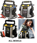 BATTERY JUMP STARTER Air Compressor Peak Portable Car Charger Power Booster Pack