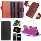 MURREN Luxury Genuine Cow Leather Flip Wallet Stand Case TPU back Cover(LZW1)