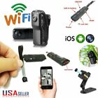 Wireless Spy Nanny Cam WIFI IP Pinhole DIY Digital Video Camera Mini Micro DVR